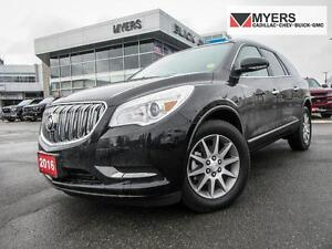 2016 Buick Enclave AWD 1SL, Heated leather, Sunroof, Trailer tow
