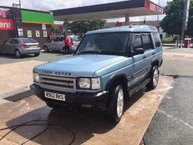 Land Rover Discovery 2 TD5 - Full History
