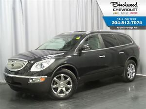 2008 Buick Enclave CXL   AWD Leather   Sunroof   Dvd