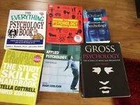 University text books Psychology