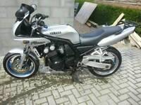 Yamaha fzs fazer 600 1999 S reg