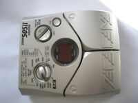Zoom 505 II electric guitar processor/stompbox/pedal - Japan - Vintage