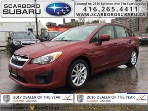 2014 Subaru Impreza 2.0i Touring PKG, FROM 1.9% FINANCING AVAILA