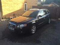 Audi A4 2.0tdi cash or swap for road bike