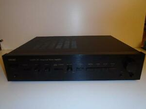 TEAC FULLY INTEGRATED STEREO AMPLIFIER