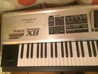 Roland Fantom x8, perfect condition,rarely used