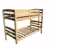 Bunk Bed 100% solid wood NEW