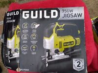 Guild Variable Speed Jigsaw - 750w Used