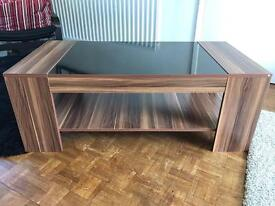 Media Unit and coffee table SET