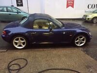 Bmw Z3 M sport 2.8 Automatic 44,000 Miles Very sort after perfect Drive