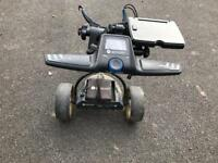 Motocaddy S3 Pro electric trolley with two batteries- Excellent condition