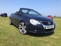 Volkswagen Eos 2010 vw golf gti coupe 2.0tsi tfsi audi Convertible dsg