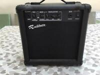 Rock burn electric amp