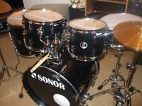 SONOR FORCE FIVE DRUM KIT