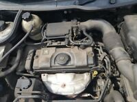 peugeot 206 lx silver 5 door hatchback