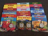 Thomas Tank and Friends Books
