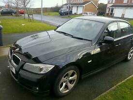 Mr C. Gibson BMW 320D Efficiency Dynamic , Excellent Condition , Company Car Forces Sale .