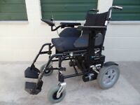 Mobility Scooter Wheeltech Enigma 4mph Power Chair - In excellent condition