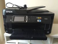 Epson Workforce WF-7610 A3+ Printer and Scanner