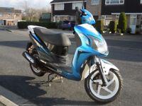 SYM Jet4 125 cc - motor cycle