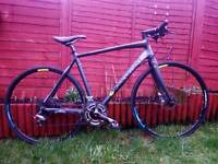 Swap Hybrid for Mountain bike