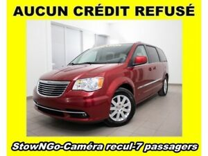 2015 Chrysler Town & Country V6 STOW N GO 7 PASSAGERS *CAMÉRA RE