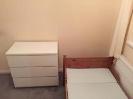 SINGLE ROOM in clean and refurbished house