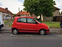 Hyundai Amica GSI Red in excellent condition..