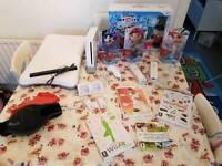 Nintendo Wii, Fitness games, disney Infinity