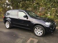 BMW X5 3.0d M-Sport 2008 - 08 - Finance Here - FSH - Heated Leather - Cruise - Climate -