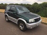 2003 Suzuki Grand Vitara 1.6 - 4x4 - Full Service History