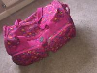 Girls suitcase