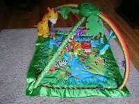 Rainforest Gym
