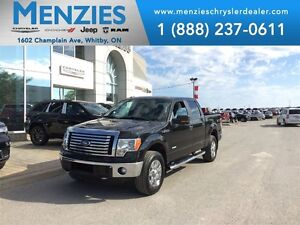2012 Ford F-150 XTR, 4x4, Eco-Boost, Hitch, Clean Carproof