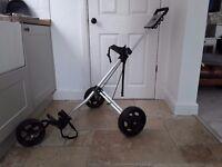 Longridge Alu lite Golf Trolley