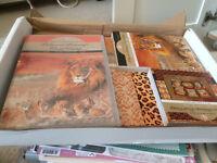 Job lot of top quality hugh variety of craft materials