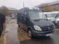 MERCEDES-BENZ SPRINTER 313 CDI FRIDGE/FREEZER 2010REG FOR SALE