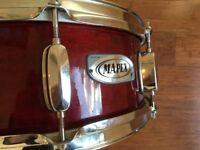 """Mapex M Birch Lacquer 14"""" Snare Drum"""