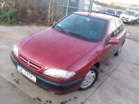 LHD Citroen Xsara , we have more left hand drive ---15 cheap cars on stock---