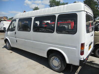 LHD Ford Transit Mini-bus for Export