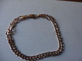 9 ct Gold Bracelet