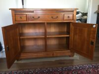 Buffet/Sideboard/Console Cabinet - utensil drawer with organiser - Priced to sell!