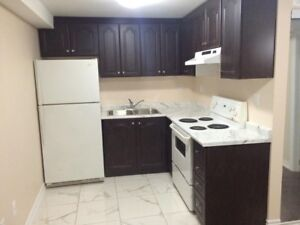 1 bedroom basement rent Mississagha