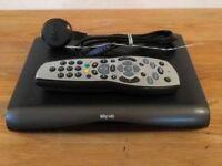 Sky HD Box 3D