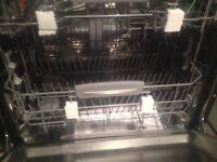 Black dishwasher new