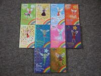 Selection of Children's Books - Daisy Meadows, Jacqueline Wilson, Enid Blyton, etc See Description.