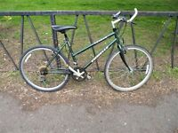 """Lightweight Ladies Mountain Bike. Fully Serviced, Ready To Ride & Guaranteed. 17"""" Frame. 18 Speed"""