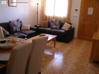 Costa Blanca, 26 July and August, 2 bedroom townhouse, sleeps 4, Wi-Fi and A/C £330