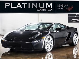 2004 Lamborghini Gallardo E-GEAR, AWD, LEATHER