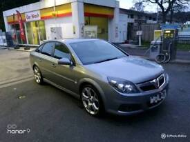 Vauxhall vectra sri 2.0 turbo 2006 long mot full serviced
